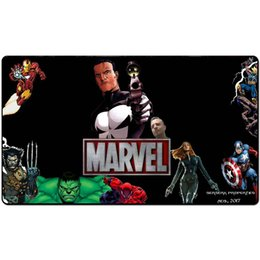 kids game heroes Australia - Magic Board Game Playmat:marvel war of heroes 60*35cm size Table Mat Mousepad Play Matwitch fantasy occult dark female wizard2Trial o