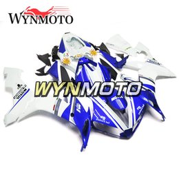 $enCountryForm.capitalKeyWord Australia - Blue White Complete Fairings for Yamaha YZF1000 R1 2004 2005 2006 Bodywork Kit ABS Injection Cowlings Plastic Body Frames For R1 04 05 06
