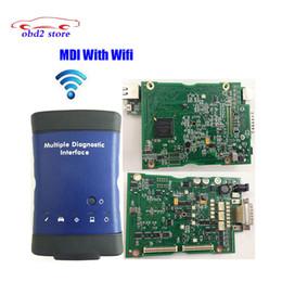 Real Camera Australia - Auto Scanner MDI opel Wifi Multiple Diagnostic Interface G-M Mdi OBD2 OBDII Scanner Without Software Real Car Diagnostic-Tool
