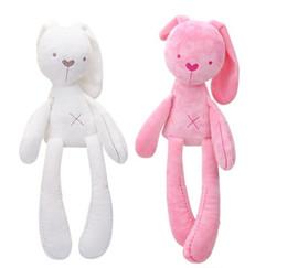 $enCountryForm.capitalKeyWord Australia - Cute Easter Bunny Soft Plush Rabbit Stuffed Animal Toy 2019 New Appease Baby Bed Pillow Toy Kids Kid Baby Birthday Gift kids toys