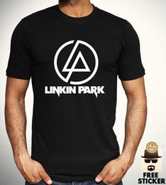e7064caa359206 Linkin Park Logo T shirt Rock Band Classic Retro Tee New Gift Top Mens S - XXL