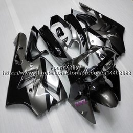 $enCountryForm.capitalKeyWord NZ - 5Gifts+Custom silvergray motorcycle Fairing For Kawasaki ZX9R 1994 1995 1996 1997 ZX-9R 94 95 96 97 ZX 9R ABS plastic kit
