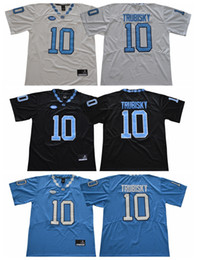 f434bc56f1bb North Carolina Tar Heels UK - NCAA Mens Jersey North Carolina Tar Heels 10  Mitchell Trubisky
