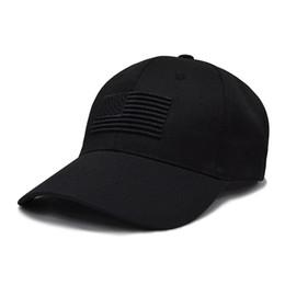 $enCountryForm.capitalKeyWord UK - Breathable Anti-UV Baseball Cap With Adjustable Back Closure American Flag Embroidered Cotton Hat Headwear Outdoor Sports Wear