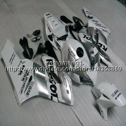 $enCountryForm.capitalKeyWord Australia - 23colors+Botls Injection mold repsol silver motorcycle Fairing hull for HONDA 2004-2005 CBR1000RR 04 05 ABS Plastic body kit