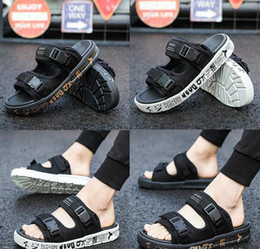 $enCountryForm.capitalKeyWord NZ - Hot Sale Brand designer Slippers Suicoke Sandals Fashion Man Women Lovers Visvim Summer Casual Shoes Slippers Beach Outdoor Slippers