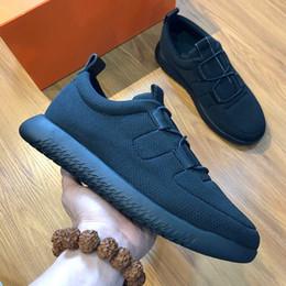 $enCountryForm.capitalKeyWord Australia - Mesh Casual Shoes for Men Luxury Team Sneaker Breathable Footwears Chaussures pour hommes Mens Shoes Fashion Rubber Zapatos de hombre HM5710