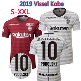 60143301306 2019 Vissel Kobe soccer jerseys DAVID VILLA A.INIESTA HOME RED THIRD AWAY  BLACK football shirts 19 20 AWAY JERSEY MITA FOOTBALL SHIRTS