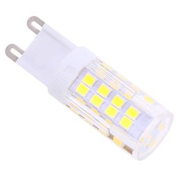 $enCountryForm.capitalKeyWord Australia - Lightme 10PCS G9 AC 110V 3W SMD 2835 LED Bulb Light Energy Saving Lamp with 51 LEDs