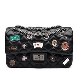 $enCountryForm.capitalKeyWord Australia - High Quality Small Ladies Messenger Bag Leather Shoulder Bags Women Crossbody Bag For Girl Brand Women Handbag Black White Y19062003