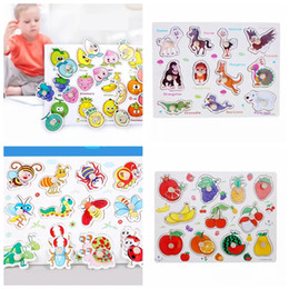 Kids Blocks Wholesale Australia - Baby Makeup Toys Digital Puzzle Teaching Toy Wooden Building Blocks Kids Early Learning Blocks Intelligence Play Toys Gifts MMA1126