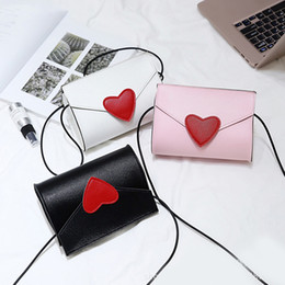 $enCountryForm.capitalKeyWord Australia - Fashion Ladies Shoulder Bag Women Messenger Flap Bag Cute Sweet Waterproof Crossbody For Women Handbag
