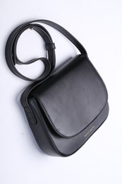 $enCountryForm.capitalKeyWord NZ - Belle2019 Bag Small Messenger Genuine Leather Woman Saddle Cowhide Single Shoulder Package 1