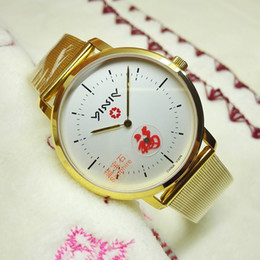 Elements Battery NZ - Yixin watch Chinese style Chinese elements fu eagle sapphire mirror 1L22 quartz movement 30s waterproof 304 fine steel silver gold