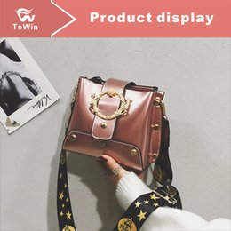 Burgundy Drawstring Bags Australia - High Quality Designer Handbags Luxury Bucket Bag Wallet Famous Brands Women Rivet Bags Crossbody Bag Fashion PU Leather Shoulder Bags Tote