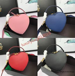 new model nude UK - 1BH144 2019 Love modelling Bag Real Leather New Two Way Zipper Handheld One Shoulder Fashion Woman Handbag Size: 19.5*16.5*6CM