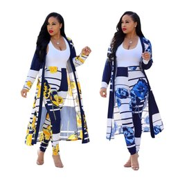 Leggings For Ladies Australia - 2018 New African Print Elastic Bazin Baggy Pants Rock Style Dashiki short SLeeve Famous Suit For Lady top and leggings 2pcs se