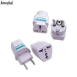 Power Socket Eu Australia - Amvykal International Universal Travel Charger AC Power Electrical Plug Adaptor Brazil Socket Converter UK US AU To EU Plug Adapter