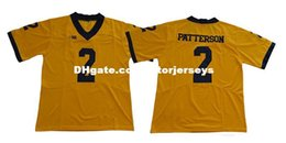 Michigan Wolverines Jerseys UK - Mens NCAA Michigan Wolverines Rashan Gary  Football Jersey Khaleke Hudson Chris 983644c88