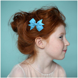 $enCountryForm.capitalKeyWord Australia - Girl New Fashion Colorful Small Butterfly Style Clips Kids Hair Accessories Children Head Clips Baby Hair Barrette Gift YLC 031