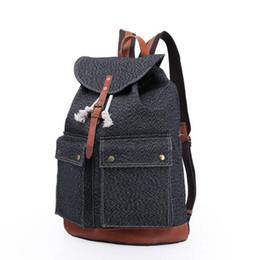 $enCountryForm.capitalKeyWord UK - Travel Canvas Backpack For Men Women - Retro Multifunctional Large Capacity Rucksack laptop Backpacking Student school Shoulder Bag