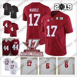 alabama jerseys NZ - Alabama Crimson Tide #5 Taulia Tagovailoa #6 Devonta Smith 2 Keilan Robinson 44 Forrest Gump 1 Nick Saban 29 Minkah Fitzpatrick 150TH Jersey