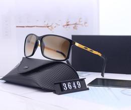 Red lense glasses online shopping - Designer Polarizerd Sunglasses for Mens Glass Mirror Gril Lense Vintage Sun Glasses Eyewear Accessories womens with box