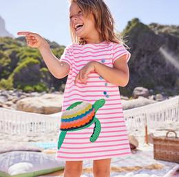 28cf5ca8d Boutique traje para el bebé otoño 2019 camiseta a rayas blusas de los niños  ropa para niñas patrón traje de niño hecho en China Mix TAMAÑO