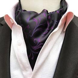 $enCountryForm.capitalKeyWord Australia - Top Grade Gentleman Style Men's Cravat Fashion Suit Neckerchief for Party Prom Wedding Gift