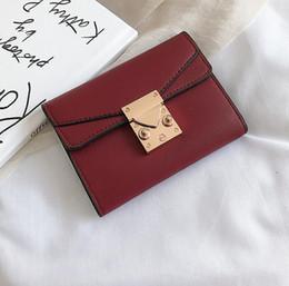 $enCountryForm.capitalKeyWord Australia - Factory wholesale brand women handbag vintage printed short purses fashion leather women purses multi-card round buckle wallet multi-functio