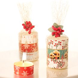 $enCountryForm.capitalKeyWord Australia - Gift Tags Birthday Christmas Wedding party tea light candle gift set box packing round shape Home Decor Table Centerpieces candle #394