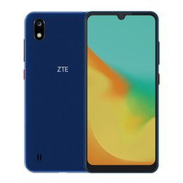 "hotknot android cell phones 2019 - Original ZTE Blade A7 4G LTE Cell Phone 2GB RAM 32GB ROM Helio P60 Octa Core Android 6.1"" Full Screen 16MP Face ID"