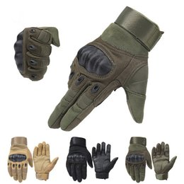 Gloves motorcycle motorbike online shopping - Motorcycle Gloves Full Finger Outdoor Sport Racing Motorbike Motocross Protective Breathable Glove Street Bike