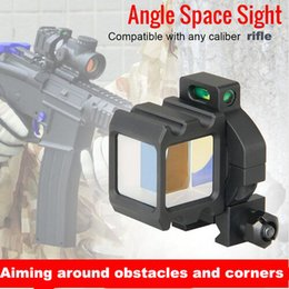$enCountryForm.capitalKeyWord NZ - Trijicon High Quality Tactical Aluminum Angle Space Sights Standard Picatinny Mounts Hunter Rifle Scope Black Tan Blue