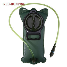 Wholesale TPU Bicycle Mouth Sports Water Bag Bladder Hydration Camping Hiking Climbing Green camelback