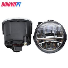 $enCountryForm.capitalKeyWord NZ - 2pcs SET (Left + right) Car Styling Front LED Fog Lamps Fog Lights for Nissan X-Trail (T31) 2007 2008 2009 2010 2011 2012 2013