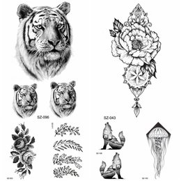 Wolf Tattoos Arms Online Shopping Wolf Tattoos Arms For Sale