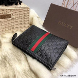 Ostrich Leather Clutch Bag Australia - 2020 Hot New Toiletry Pouch 26 cm Protection Makeup Clutch Women Real Leather Waterproof Cosmetic Bags For Women + Dust Bag