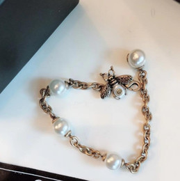Discount pearl jewelry set price - hot gift factory price 925 silver charm bangle Fine mesh fashion jewelry anchor bracelets Brand