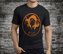 $enCountryForm.capitalKeyWord Canada - New Popular FOXHOUND FOX HOUND Metal Gear Solid Black T-Shirt Size S-3XLFunny free shipping Unisex Casual Tshirt