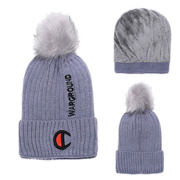 cheap wool beanies NZ - cheap champion wool caps designer beanie hats warm knitted hat winter hats for unisex fashion outdoor Caps