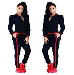 Discount two piece overalls - Casual two piece set women jumpsuit winter high street bodysuit women patchwork overalls rompers CM101