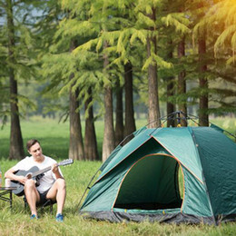 $enCountryForm.capitalKeyWord Australia - Outdoor Sun Shade Camping Tent Hiking Beach Tent Automatic Portable Beach Outdoor Summer 1-2 Person Tent LJJZ643