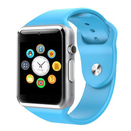 $enCountryForm.capitalKeyWord Australia - A1 Bluetooth Fitness Watch Sports Smart Watch Support SIM card and TF card call SMS reminder pedometer for Samsung Huawei xiaomi