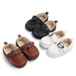 Moccasins For Toddlers Australia - 2019 Fashion 0-12 M Baby Canvas Shoes Boys Soft Sole Baby Shoes for Babies Newborn Boys Sneakers Baby Moccasins Infant toddler shoes