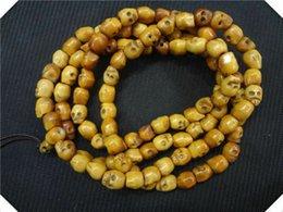 $enCountryForm.capitalKeyWord UK - YAK BONE SKULL Prayer Beads Necklace Tibetan Buddhist Mala shaman Rosary 108
