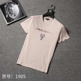 5001c482385 Wechat Business 2018 Summer New Pattern Korean Edition Man Slim Short  Sleeve T T-shirt Youth Slim Half Sleeve