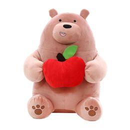 $enCountryForm.capitalKeyWord Canada - 25 35 Cute Bear &Panda Plush Doll Soft Stuffed Cartoon Animal Toy Animal Birthday Christmas Gift for Children Baby Kids Toys