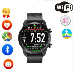 Wholesale samsung gears for sale - Group buy for samsung gear s4 Smart Watch KC03 inch Screen Android mp camera MTK6737 g GPS WIFI Bluetooth heartrate Smartwatch