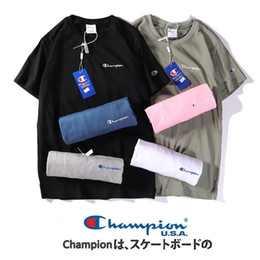 silk stand 2019 - 2019 new high quality couple short sleeve fashion trend T-shirt 01# cheap silk stand